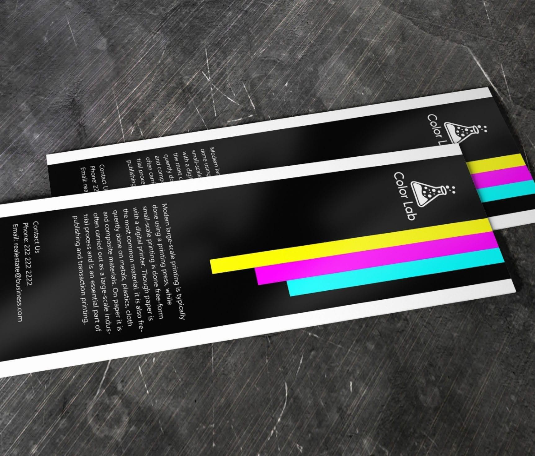 Bookmark Sample 3