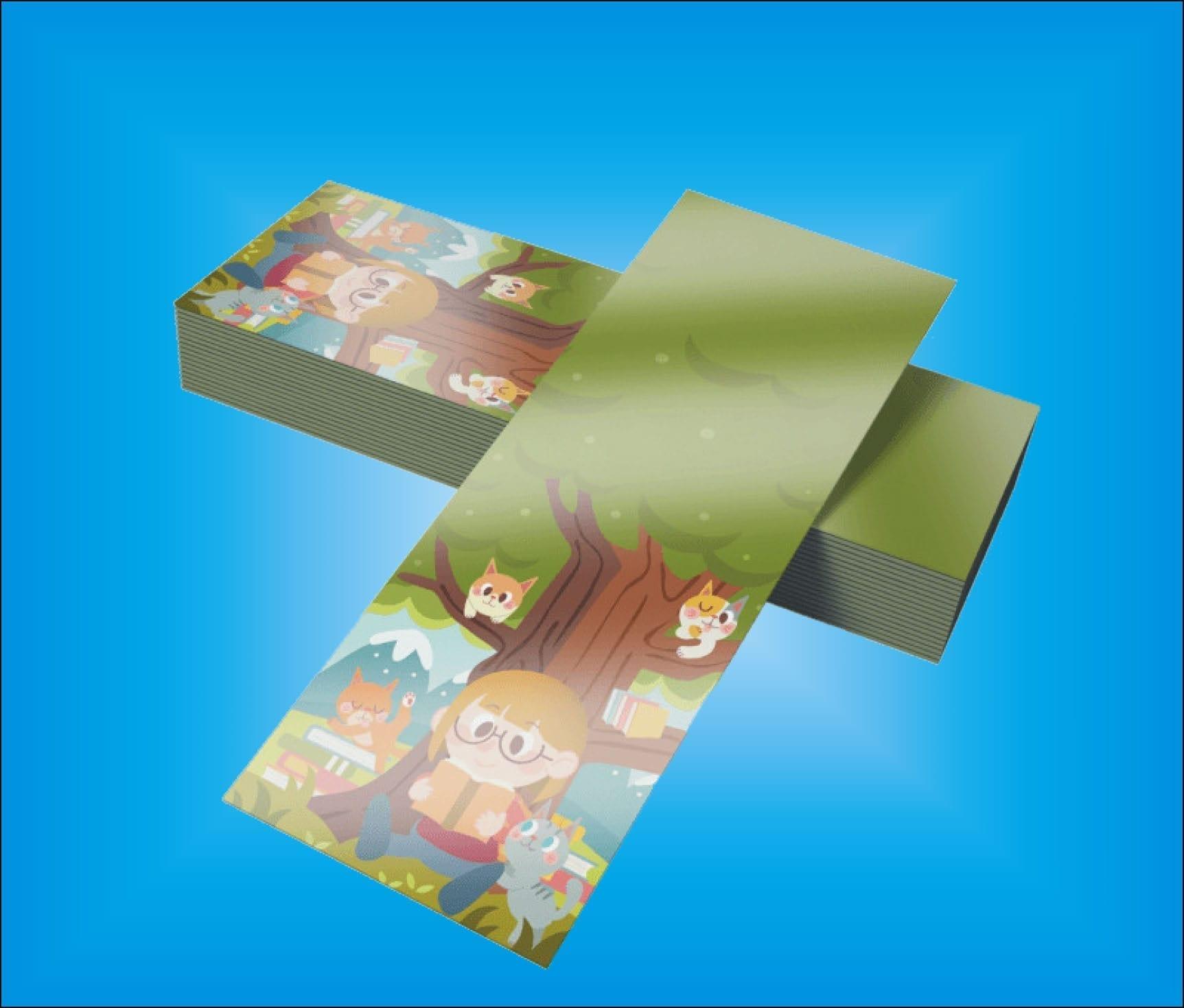 Bookmark Sample 1