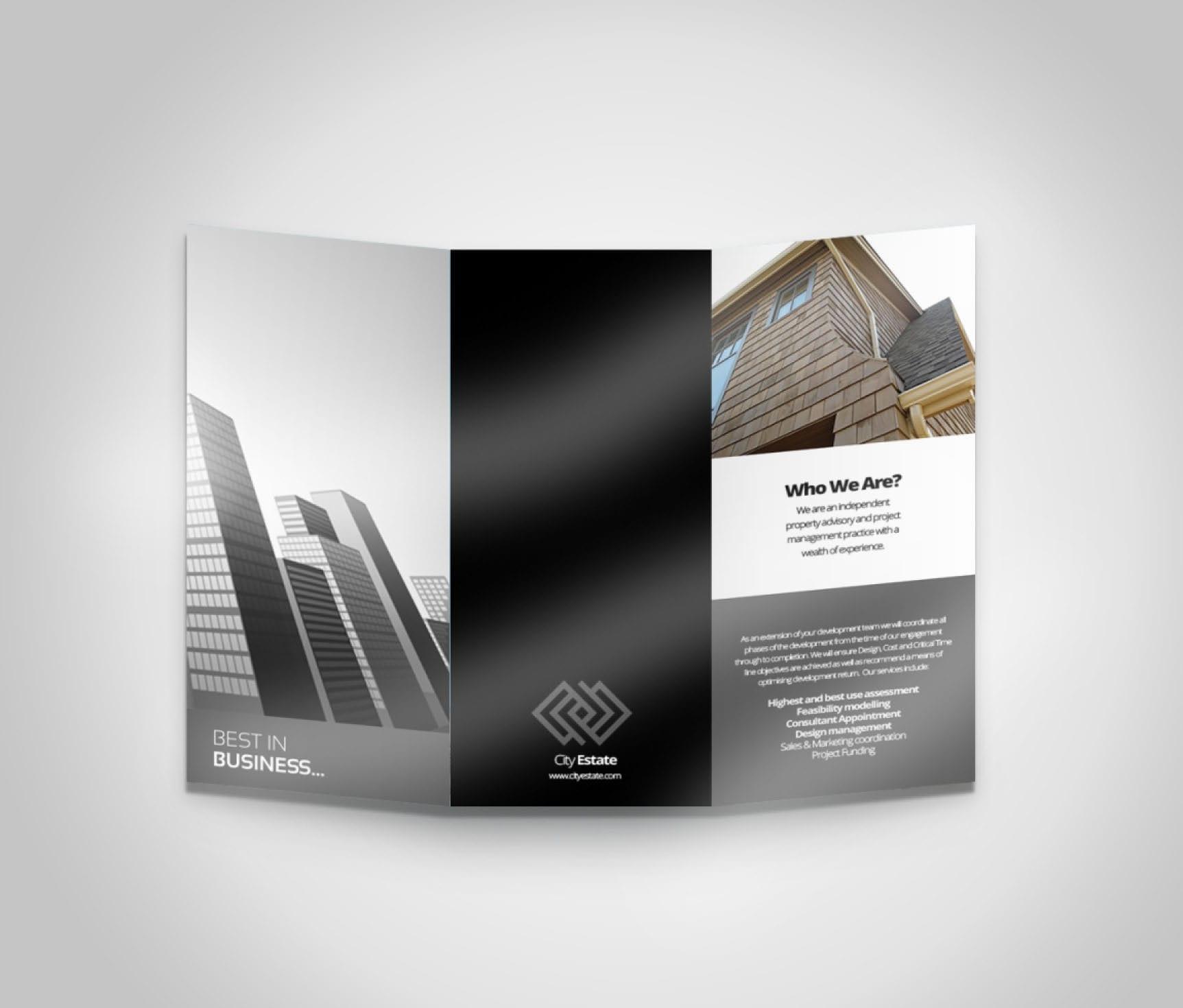 Brochure Sample 5
