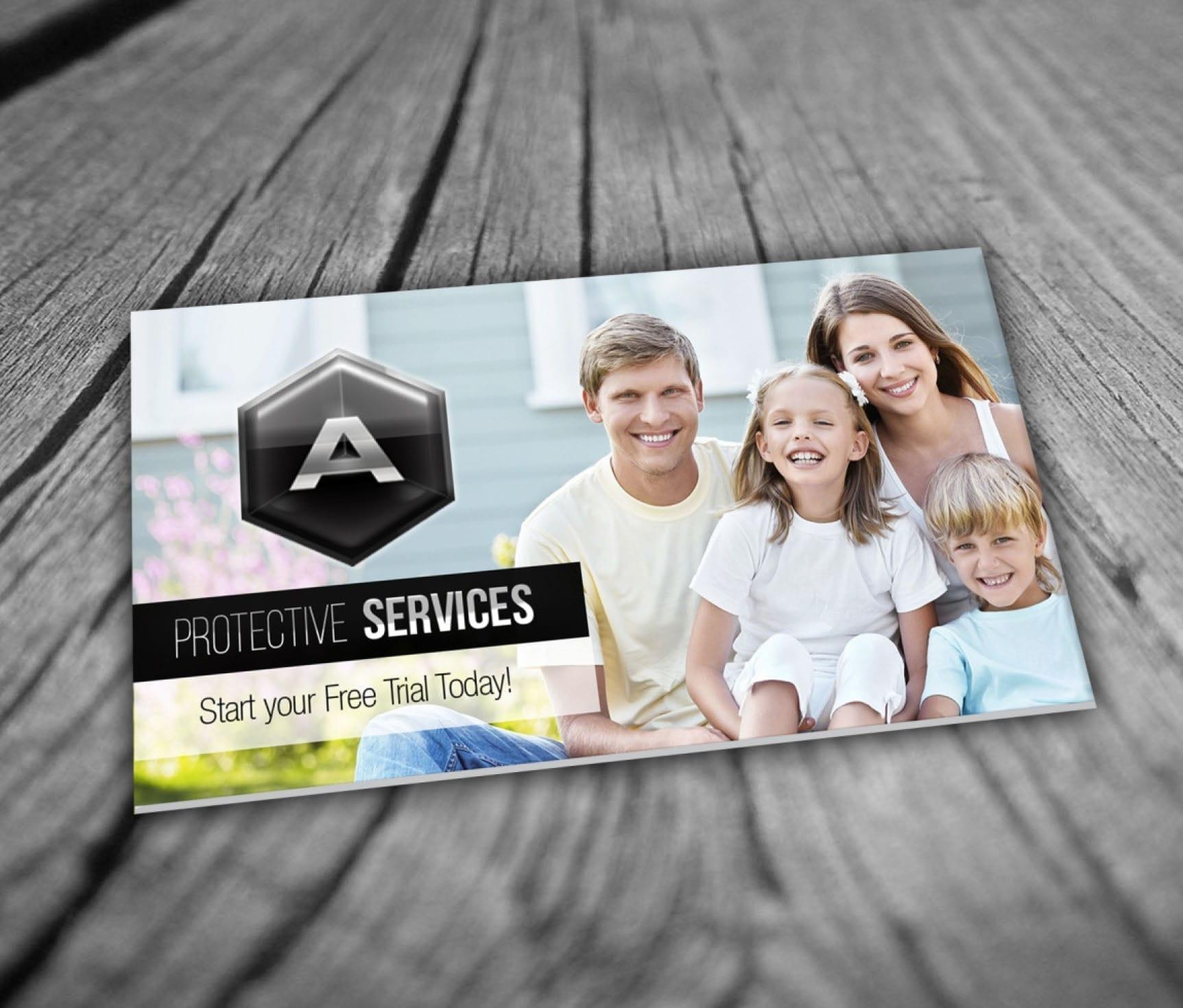 Postcard Sample 4