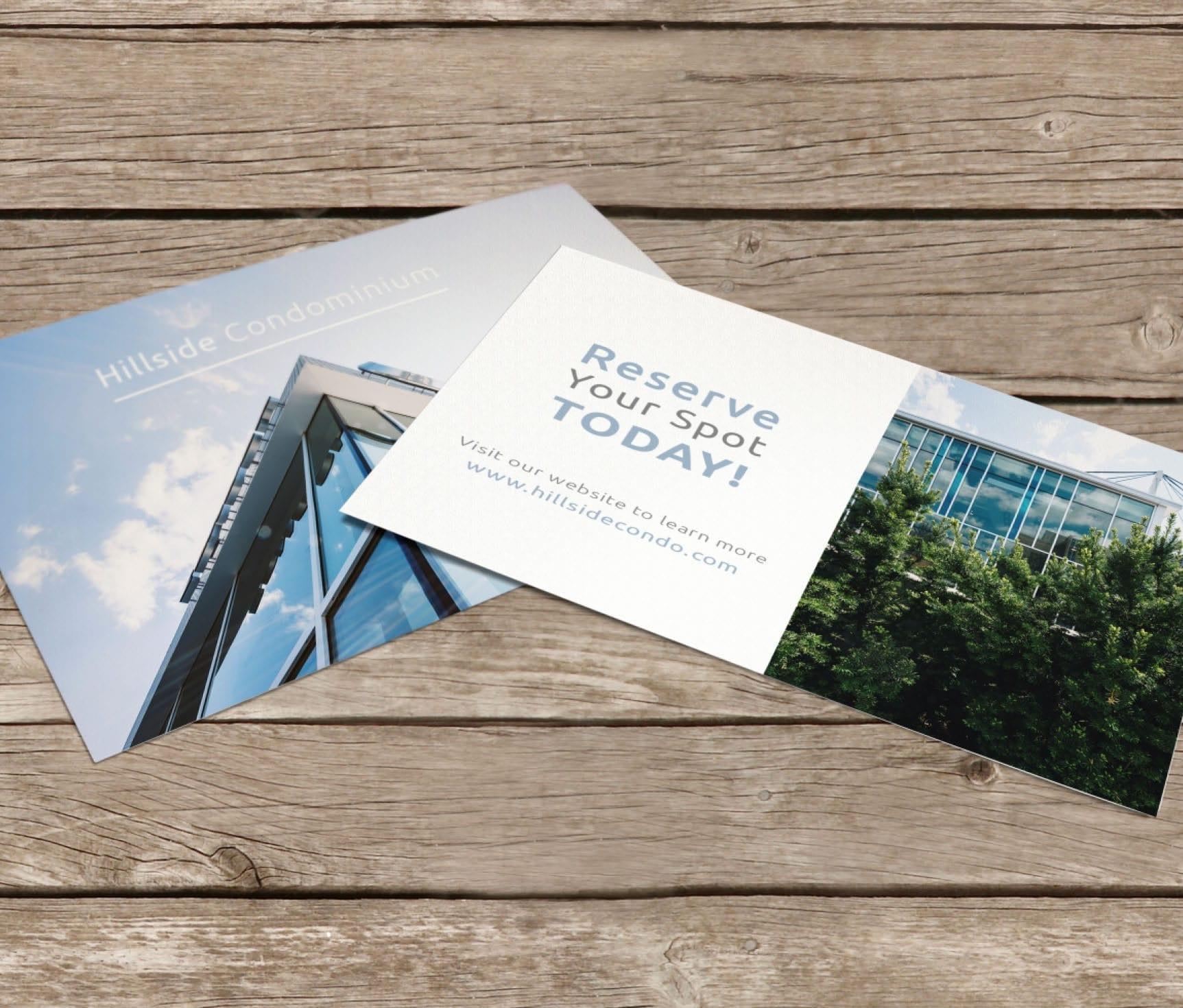 Postcard Sample 1