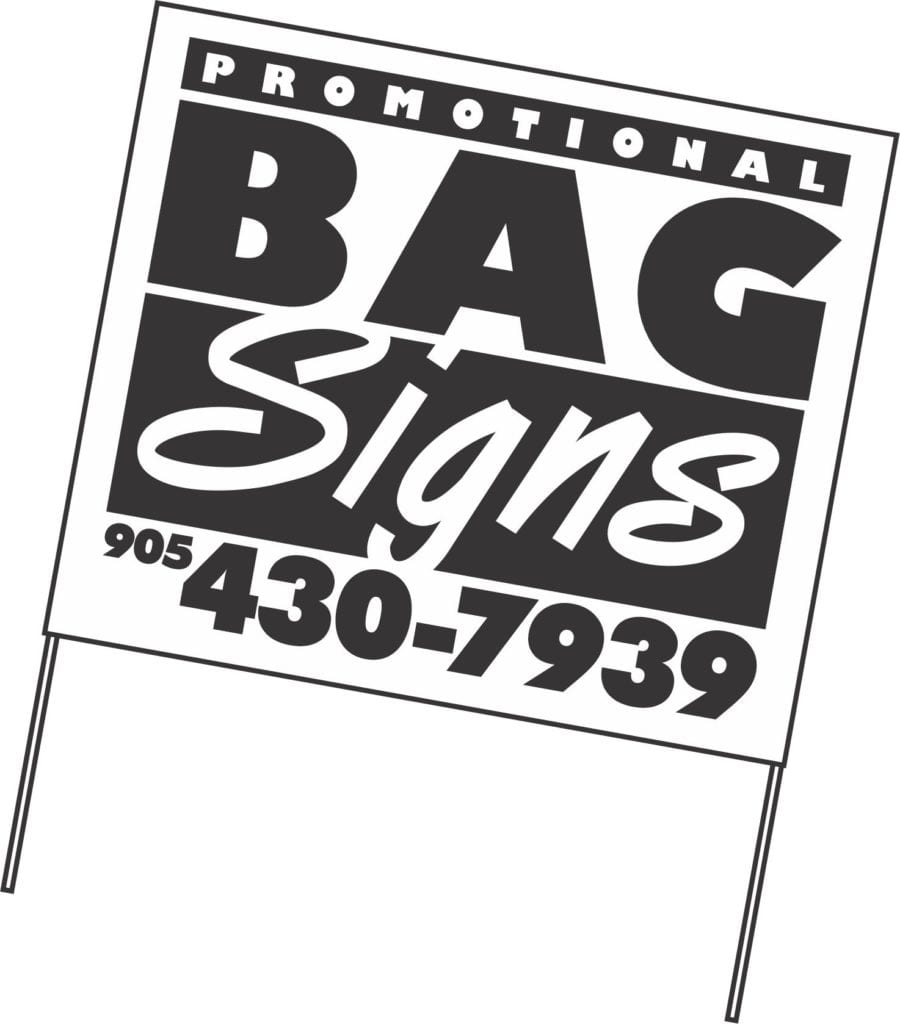 bag signs